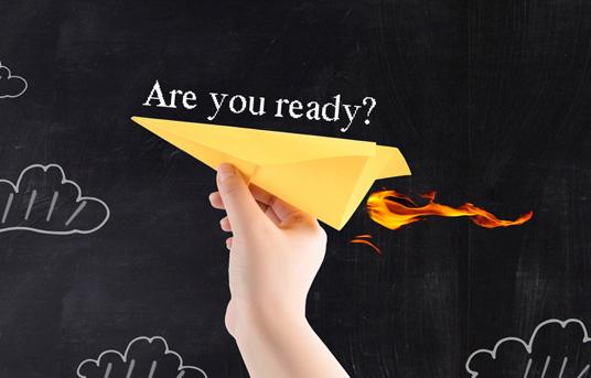 您准备好了吗?